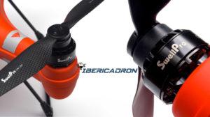 hélices motor splash drone 3